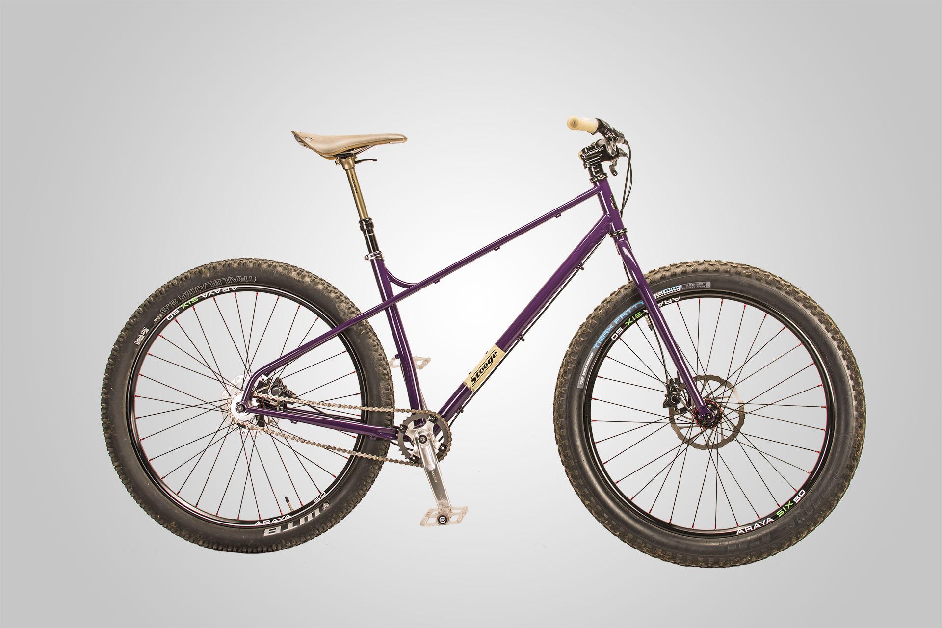 1 Side Purple