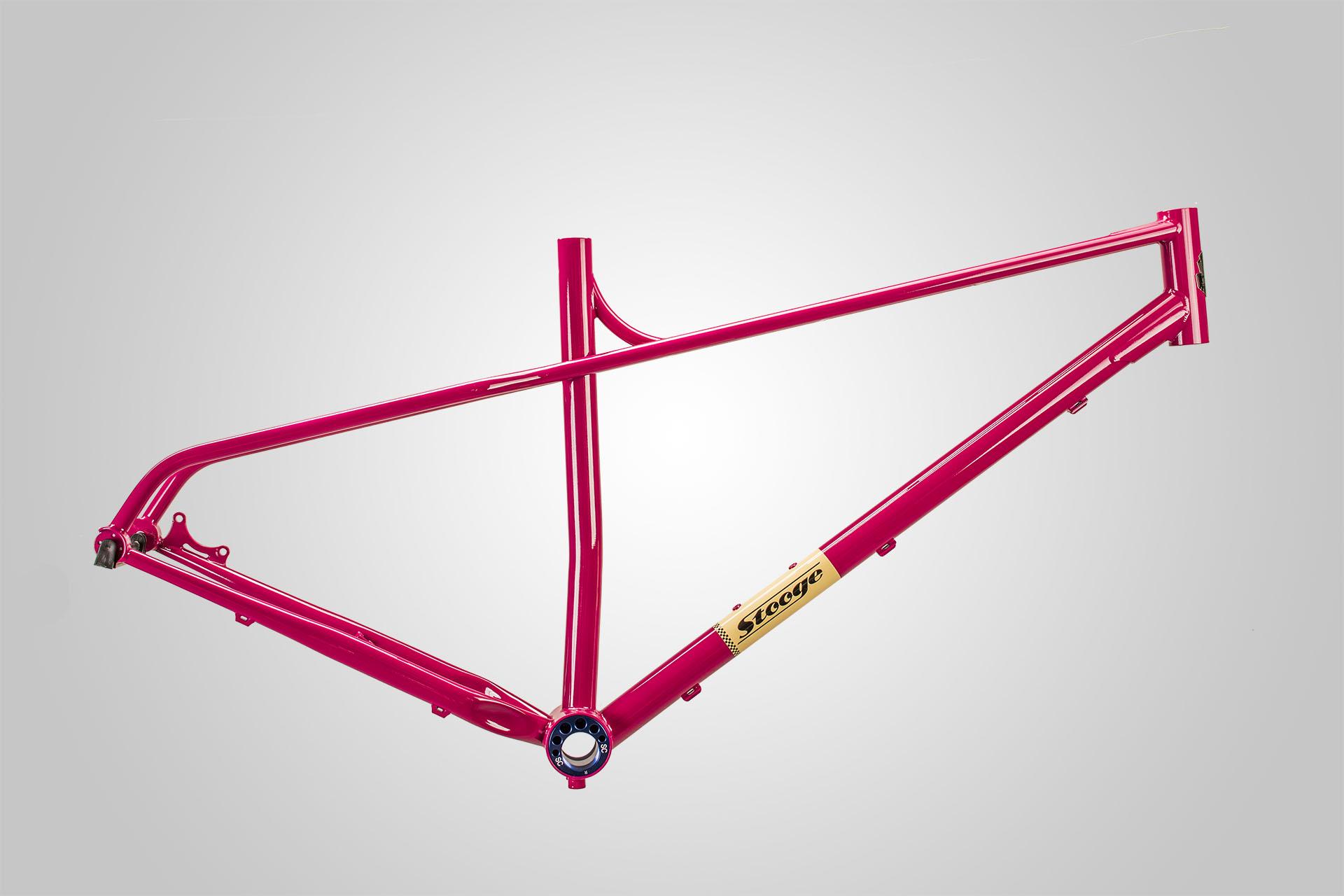 4 Frames Side Pink